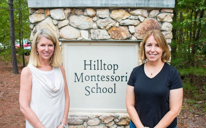 School founders featured in Women in Business
