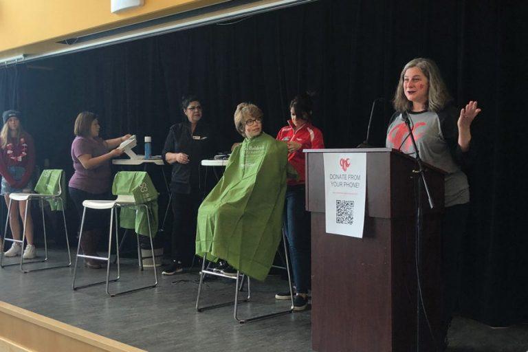 Montessori community hosts fundraiser for cancer