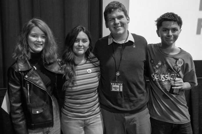 Festival showcases talents of young filmmakers