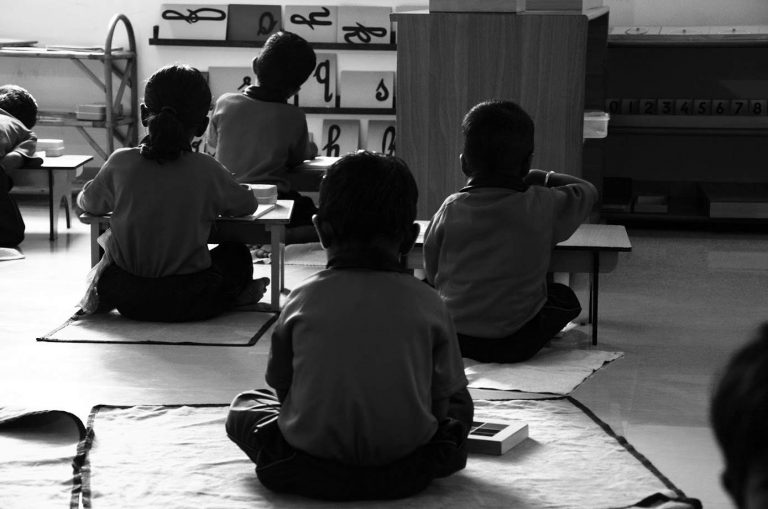 This Bengaluru woman quit her job in the US and now runs a school for the children of migrant labourers