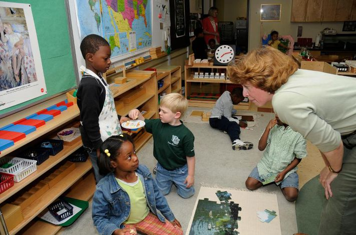 The Montessori Comeback