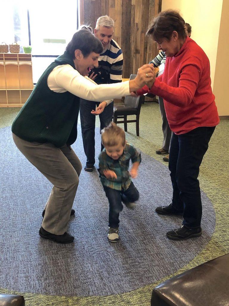 An intergenerational Montessori school opens in Minnesota