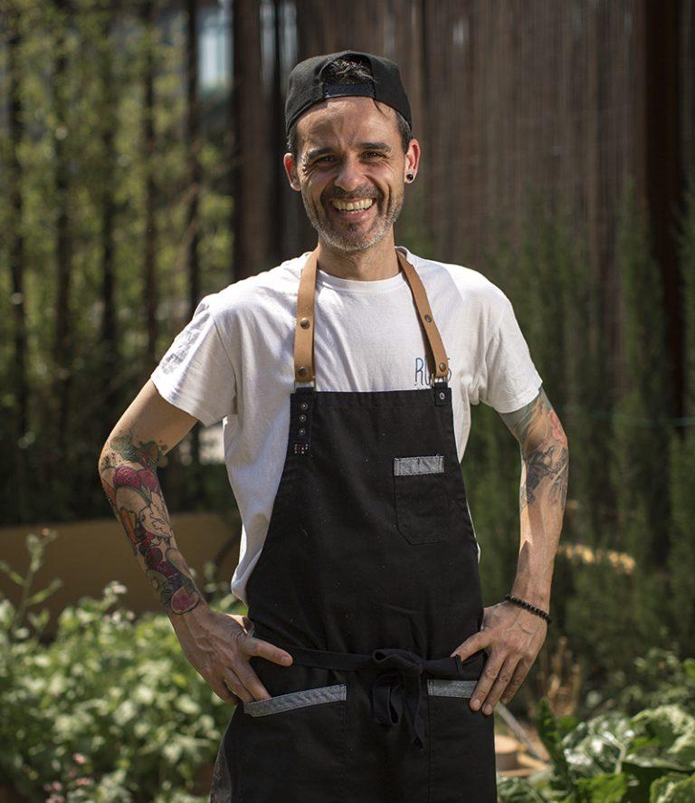 Chef de escuela Montessori y autor cambia paradigmas de alimentación