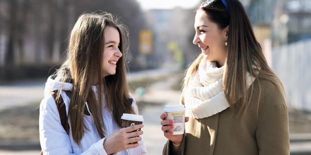 Adolescentes: Cuidar de ellos, no ser su asistente