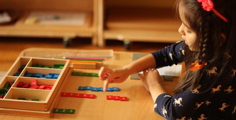 Opinion: 'Montessori-inspired' is not the same as Montessori.