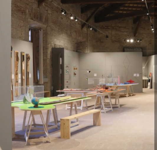 Italian design exhibition takes inspiration from Dr. Montessori